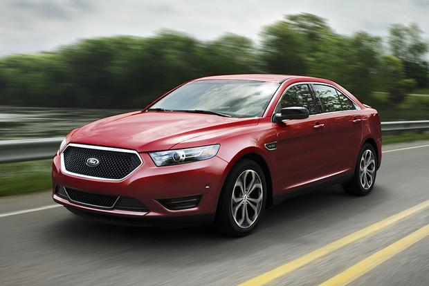2017 Ford Taurus New Car Review Featured Image Large Thumb0