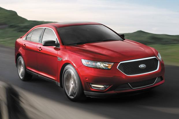 2017 Ford Taurus: New Car Review featured image large thumb1