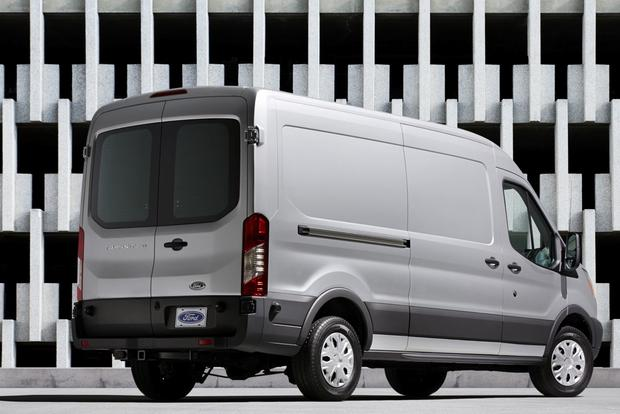 2015 Ford Transit vs. 2014 Ford Transit Connect: What's the ...