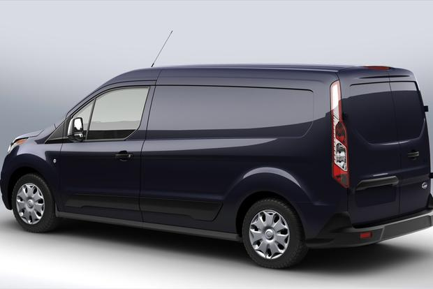 2015 Ford Transit Vs 2014 Ford Transit Connect What S