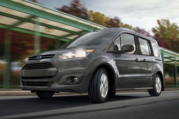 2014 ford transit connect new car review autotrader. Black Bedroom Furniture Sets. Home Design Ideas