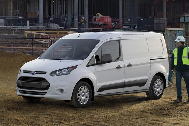 2017 Ford Transit Connect: New Car Review
