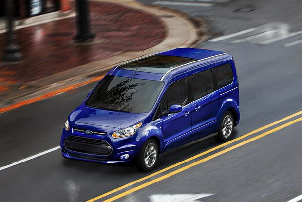 2017 Ford Transit Connect Wagon: New Car Review