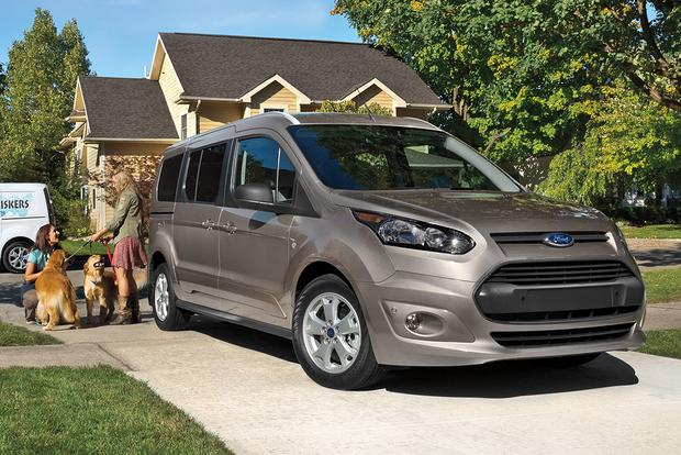 2017 Ford Transit Connect Wagon: New Car Review - Autotrader