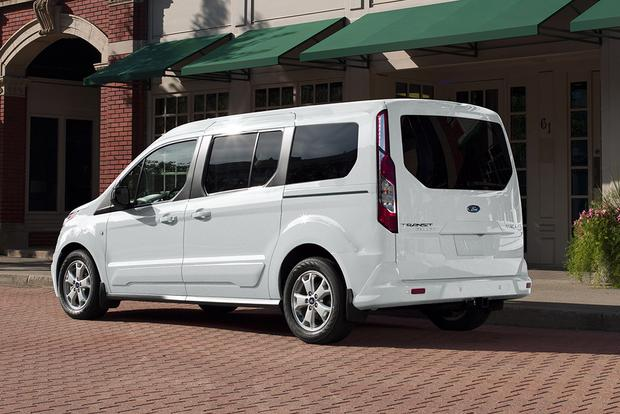 2017 Ford Transit Connect Wagon: New Car Review featured image large thumb2