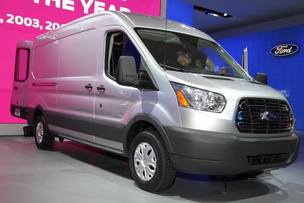 2014 Ford Transit: Detroit Auto Show featured image large thumb0