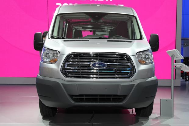 2014 Ford Transit: Detroit Auto Show featured image large thumb1