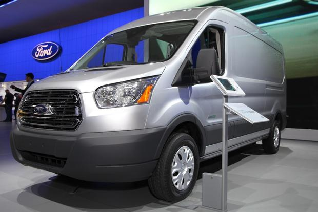 2014 Ford Transit: Detroit Auto Show featured image large thumb2