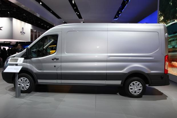2014 Ford Transit: Detroit Auto Show featured image large thumb3
