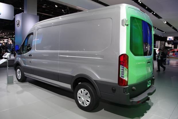 2014 Ford Transit: Detroit Auto Show featured image large thumb4