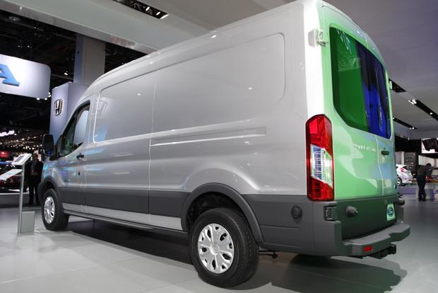 2014 Ford Transit: Detroit Auto Show featured image large thumb5