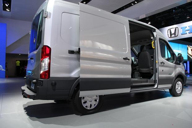 2014 Ford Transit: Detroit Auto Show featured image large thumb6
