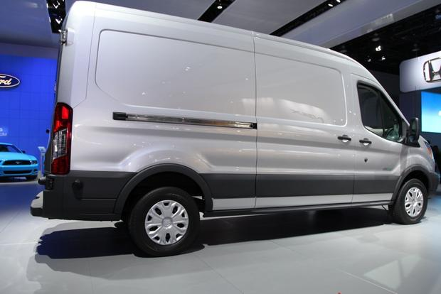 2014 Ford Transit: Detroit Auto Show featured image large thumb7