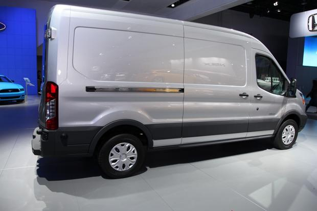 2014 Ford Transit: Detroit Auto Show featured image large thumb8
