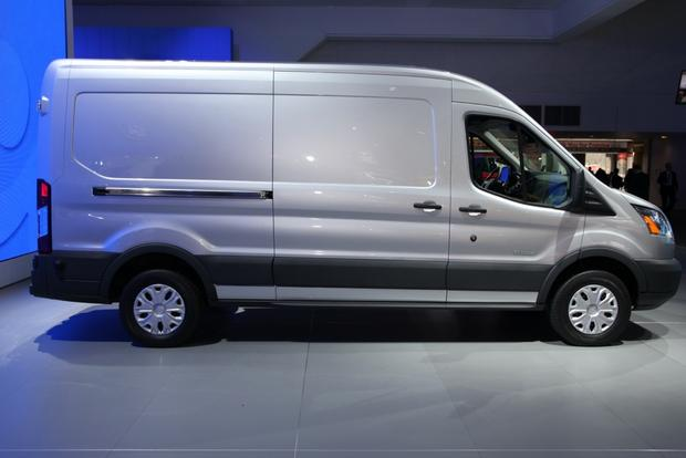 2014 Ford Transit: Detroit Auto Show featured image large thumb9