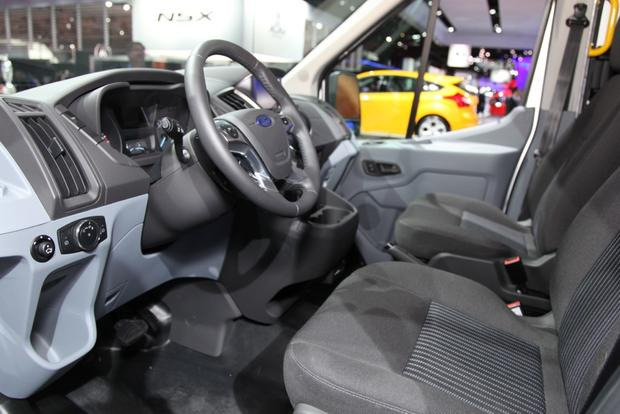 2014 Ford Transit: Detroit Auto Show featured image large thumb12