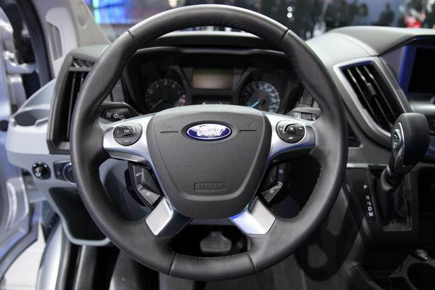 2014 Ford Transit: Detroit Auto Show featured image large thumb13
