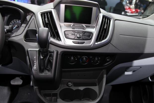 2014 Ford Transit: Detroit Auto Show featured image large thumb14