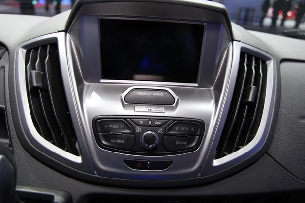 2014 Ford Transit: Detroit Auto Show featured image large thumb15