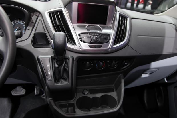 2014 Ford Transit: Detroit Auto Show featured image large thumb16