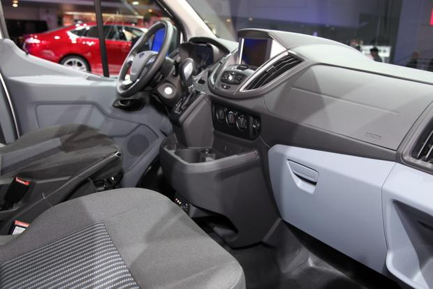 2014 Ford Transit: Detroit Auto Show featured image large thumb17