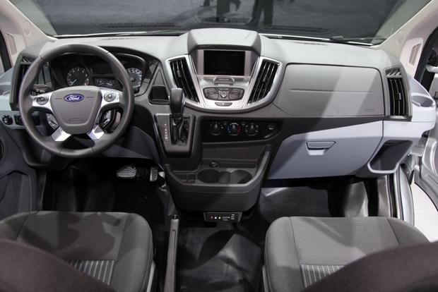 2014 Ford Transit: Detroit Auto Show featured image large thumb18