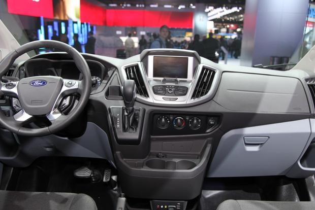 2014 Ford Transit: Detroit Auto Show featured image large thumb19