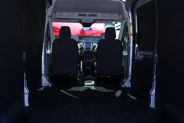 2014 Ford Transit: Detroit Auto Show featured image large thumb20