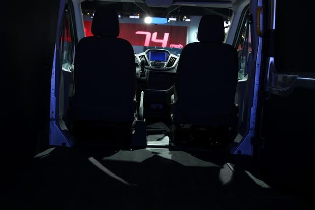 2014 Ford Transit: Detroit Auto Show featured image large thumb21