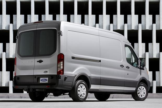 2015 Ford Transit: New Car Review featured image large thumb0
