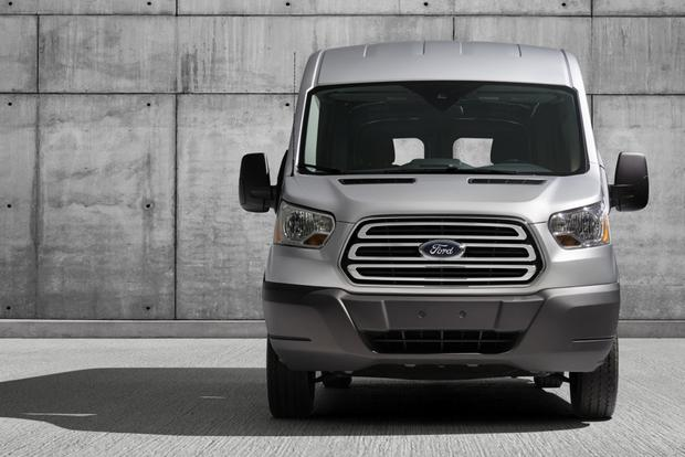 But the all-new 2015 Ford Transit marks a changing of the guard. With