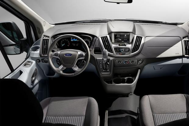 2015 Ford Transit: New Car Review - Autotrader