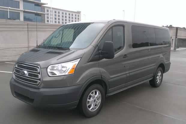 2015 Ford Transit 150 XLT Passenger Real World Review Featured Image Large Thumb0