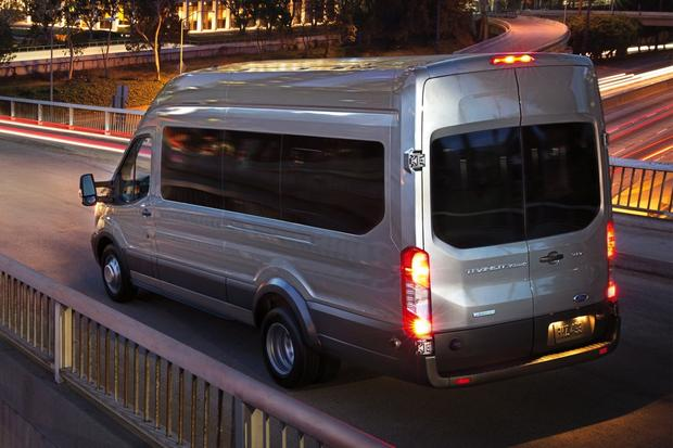 2015 Ford Transit: First Drive Review featured image large thumb2