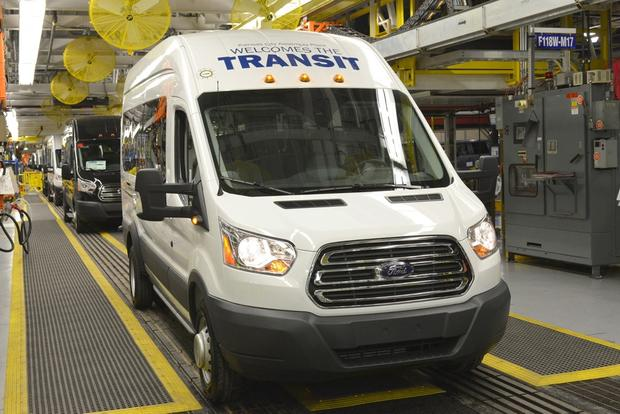 2015 Ford Transit: First Drive Review featured image large thumb1