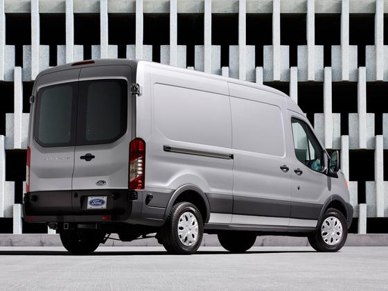 2015 Ford Transit: First Drive Review featured image large thumb3