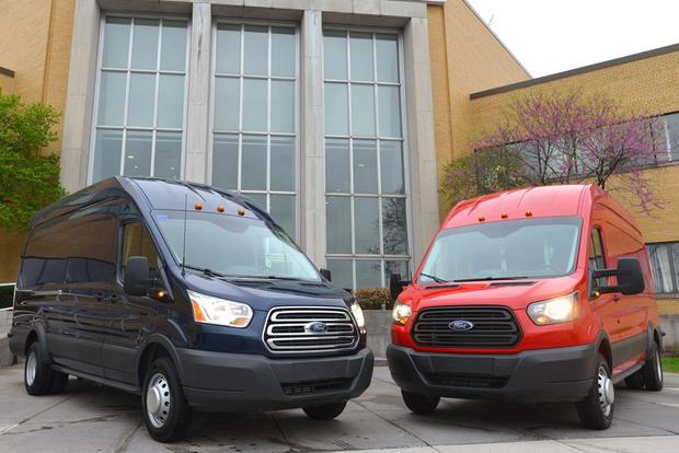 2015 Ford Transit: First Drive Review featured image large thumb0