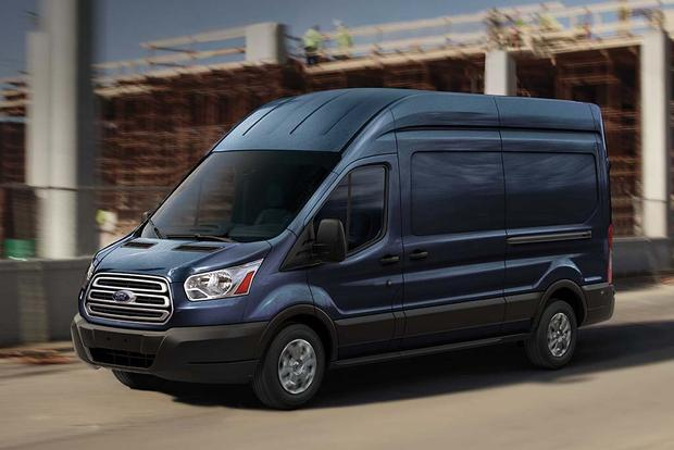 2016 Ford Transit: New Car Review
