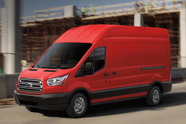 2017 Ford Transit: New Car Review featured image large thumb0