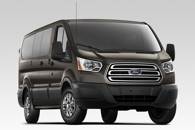 2017 Ford Transit: New Car Review featured image large thumb2