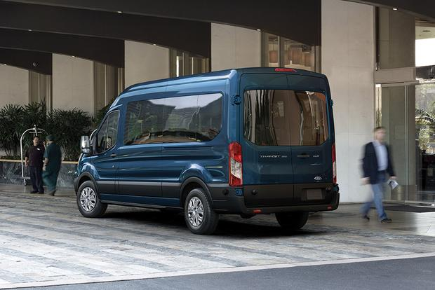 2018 Ford Transit: New Car Review featured image large thumb3