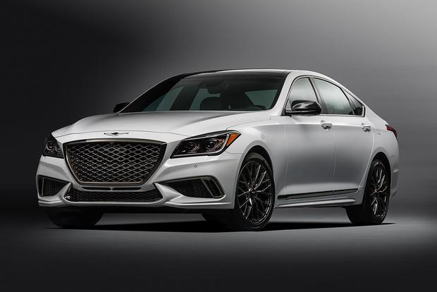 2017 Genesis G80: New Car Review featured image large thumb0