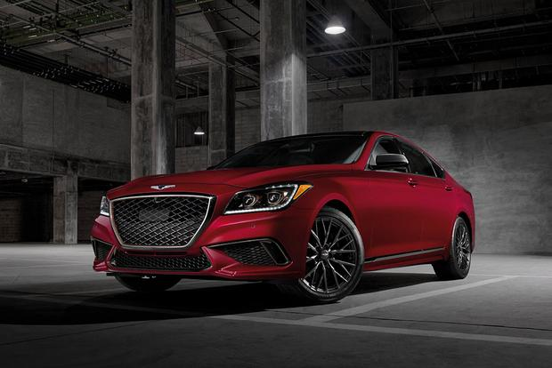 Genesis G80 2016 Meet Hyundai S Perception Of Luxury: 2018 Genesis G80: New Car Review