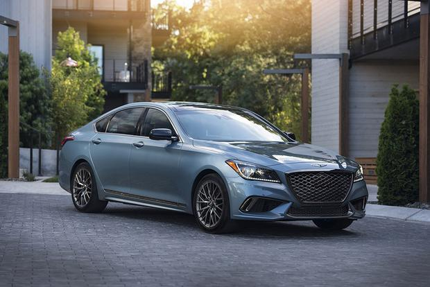 2018 Genesis G80 Sport: First Drive Review featured image large thumb4