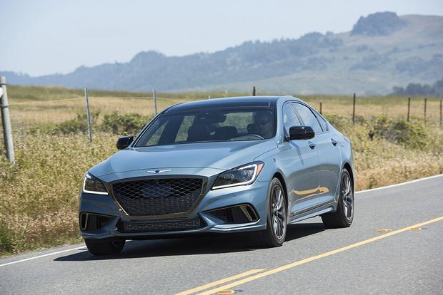2018 Genesis G80 Sport: First Drive Review featured image large thumb5