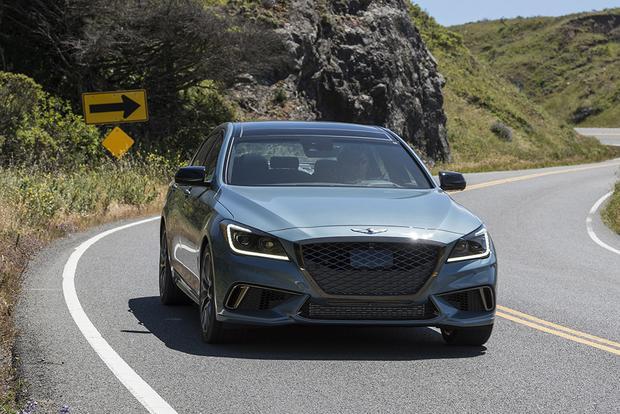 2018 Genesis G80: New Car Review