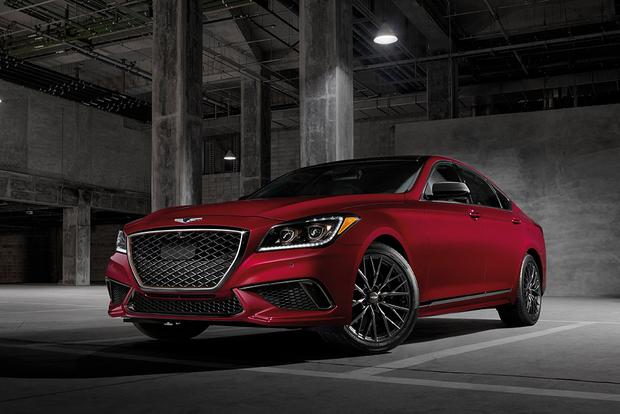 2018 genesis review.  genesis 2018 genesis g80 33t sport real world review featured image large thumb2 intended genesis review