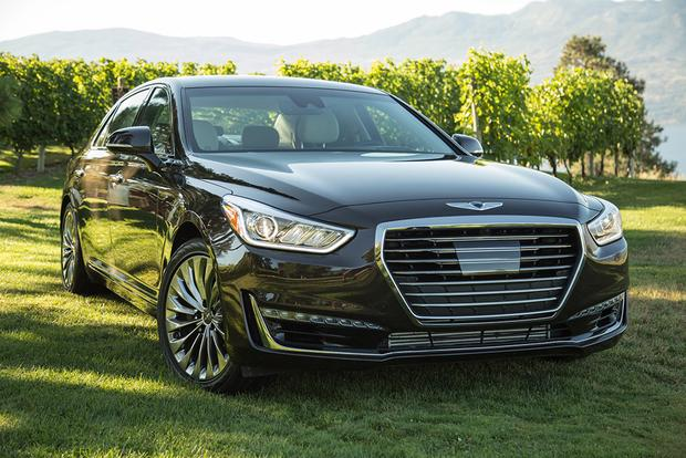2017 Genesis G90 New Car Review Featured Image Large Thumb0