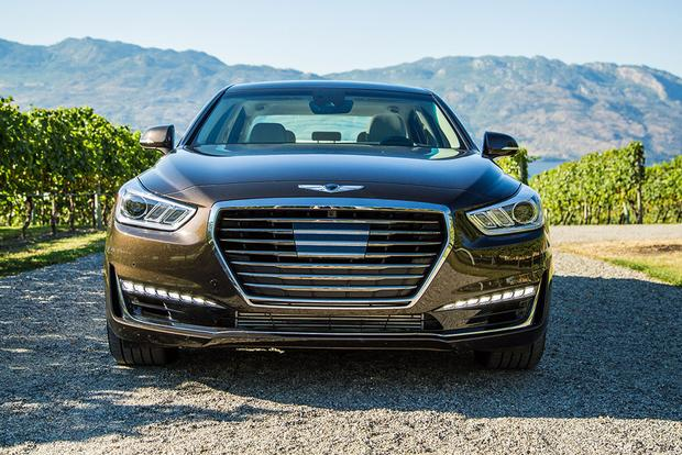 2017 Genesis G90: New Car Review featured image large thumb1