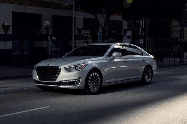 2018 Genesis G90: New Car Review featured image large thumb2